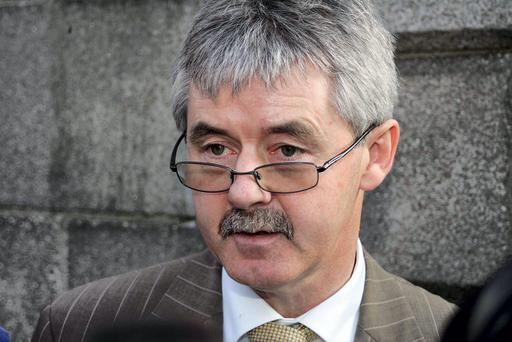 The solicitors' firm run by Frank Buttimer earned €222,927 in fees from the HSE