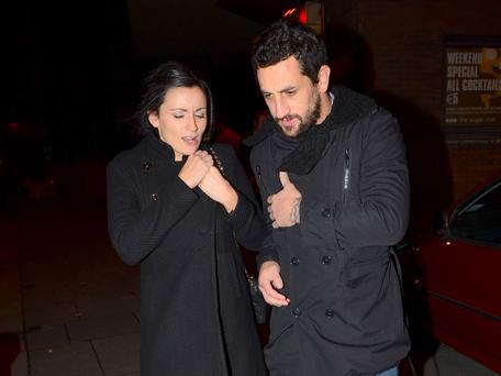 GAA superstar Paul Galvin and girlfriend Today FM's Louise Duffy have gotten engaged
