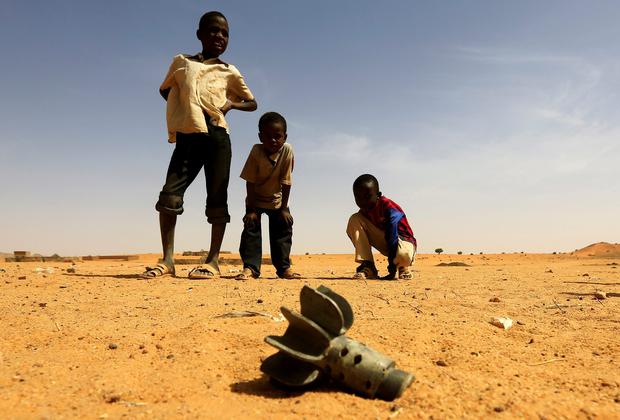 Violence in Darfur has reached the highest point in a decade