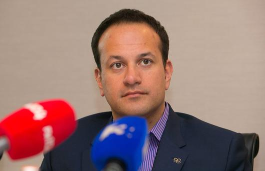 Minister for Transport, Tourism and Sport, Leo Varadkar TD