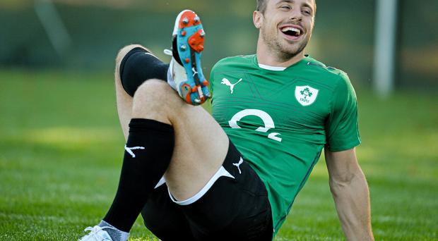 Tommy Bowe has the biggest following on Twitter within the Ireland rugby squad.