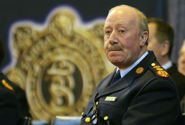 Former Garda Commissioner Martin Callinan was one of the gardai drafted in from uniformed duties in Blanchardstown to the Tango Squad