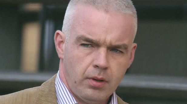 Donal Maguire, garda charged with harassment