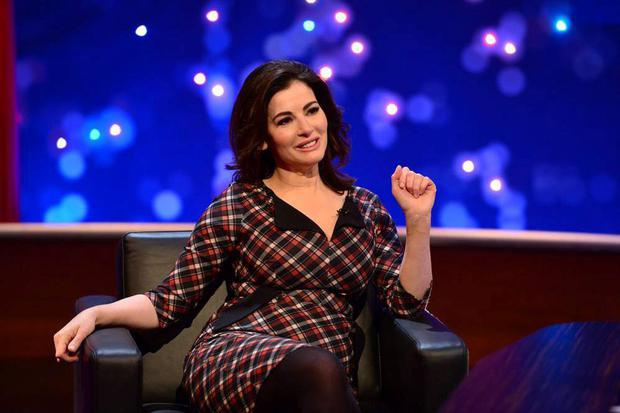 'I've had a layer of skin removed, I'm sensitive' - Nigella Lawson cries as she opens up about life since split from Saatchi.