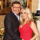 Gerald Kean and Lisa Murphy are heading to Istanbul
