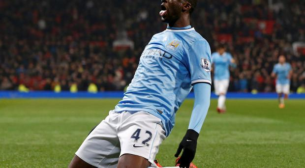 Yaya Toure's goalscoring form has been incredible this season