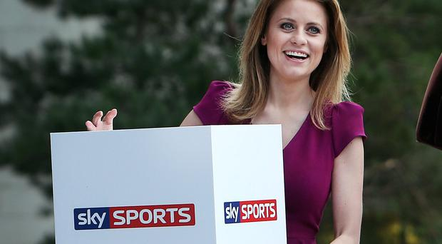 Rachel Wyse of Sky Sports News is tipped present Sky coverage of the GAA this summer.