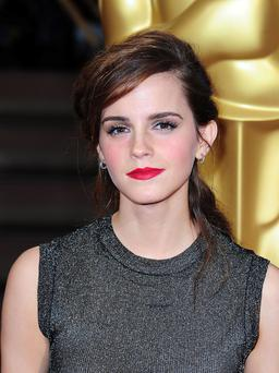 Emma Watson has revealed she had doubts about a career in acting after the Harry Potter films ended. Photo: Ian West/PA Wire