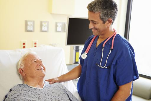 The cost of healthcare is weighing heavily on the elderly