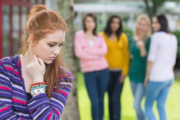 Bullying is not acceptable, even if kids can be cruel. Photo: Getty Images.