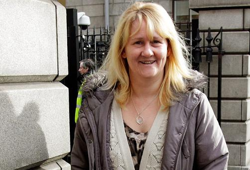 Sylvia Deehan sued the owners of a pub