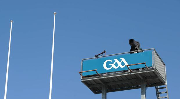 The TV cameras on the Hill 16 gantry will soon be providing live pictures for Sky Sports