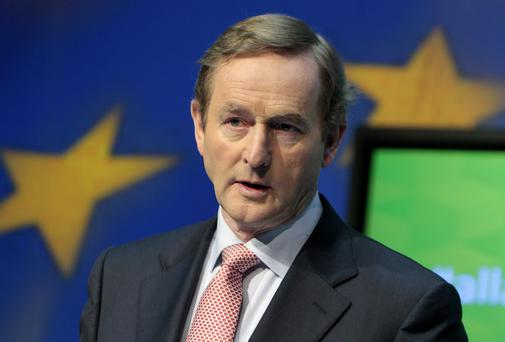 Our polls send a clear message to Taoiseach Enda Kenny. Photo: Tom Burke