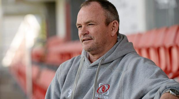 Ulster coach Mark Anscombe: 'Saturday night is going to go down as an event in Ulster's history - we just have to make sure it's remembered for all the right reasons'