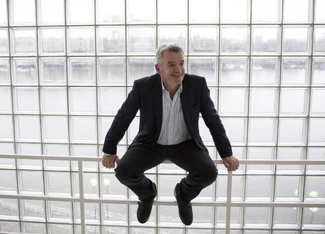 Controversial Ryanair boss Michael O'Leary has said he does not agree with farmers receiving EU subsidies
