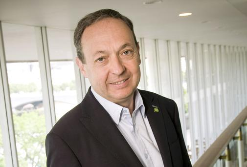 Laurent Abadie, chief executive of Panasonic Europe