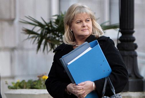 Rehab paid a company owned by Angela Kerins's brothers €15,000 for heat pumps. Photo: Tom Burke