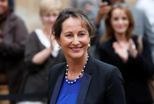 Segolene Royal: dubbed France's 'Iron Lady'