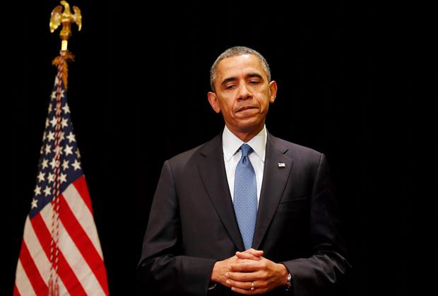 Obama vows to destroy 'barbaric' rebels of Islamic State Photo: Reuters