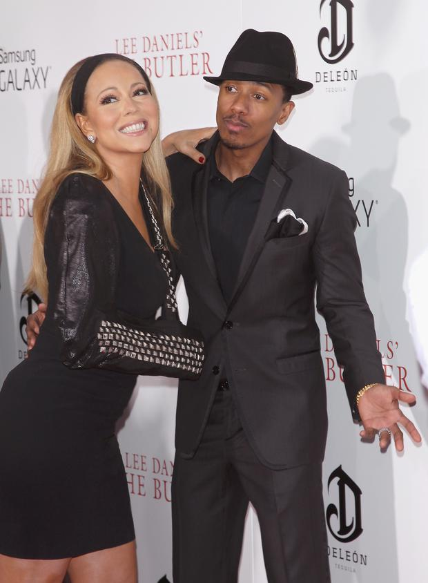nick cannon dating model