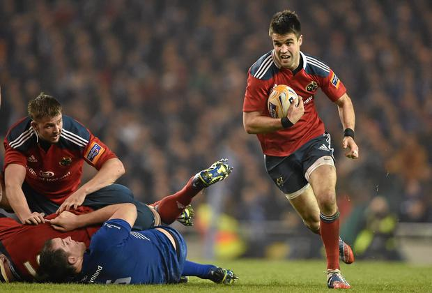 Conor Murray believes Ireland's Six Nations victory has increased expectations on the province