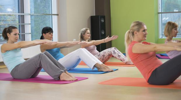 No doubt you'll be making a return to Pilates classes to help get 'bikini fit'