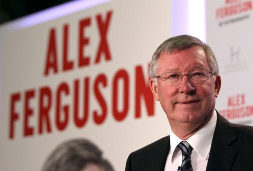 Former Manchester United manager Alex Ferguson will teach in Harvard's executive education programme