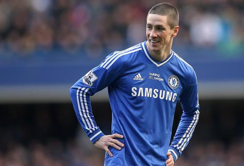 Fernando Torres is determined to get back to his best in a Chelsea shirt