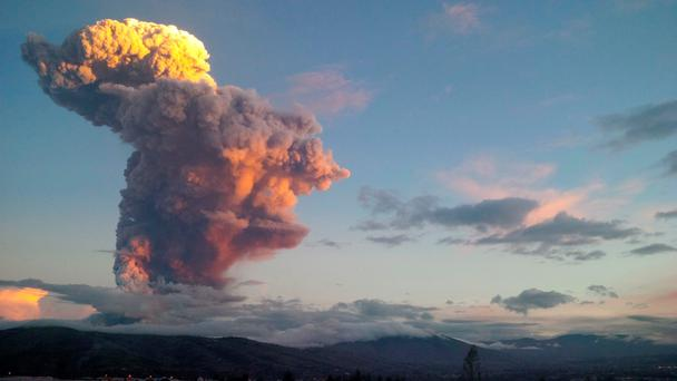 Eyjafjallajokull's eruption in 2010 created havoc for airlines