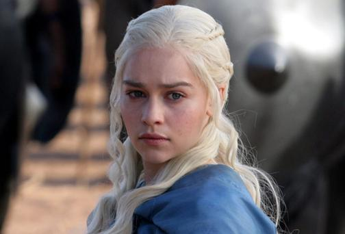 fantasy TV series Game of Thrones is inspiring a fresh wave of unusual nameS