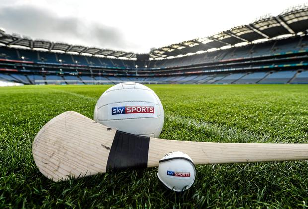Sky Sports will show the All-Ireland Gaelic Football and Hurling Championships after securing a three-year deal to show live matches from June 2014