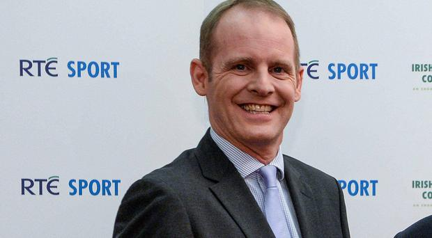 Ryle Nugent, Group Head of RTÉ Sport