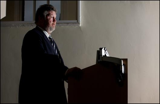 Health Minister James Reilly. Picture: Steve Humphreys
