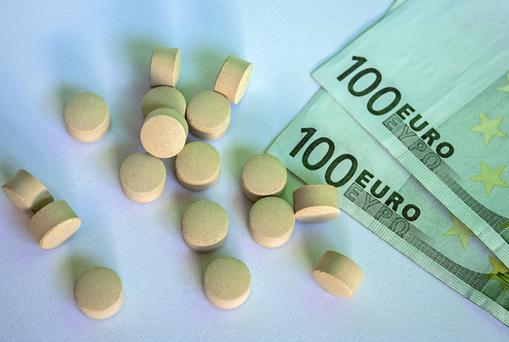 The average premium for health insurance is now €900 after tax. Thinkstock