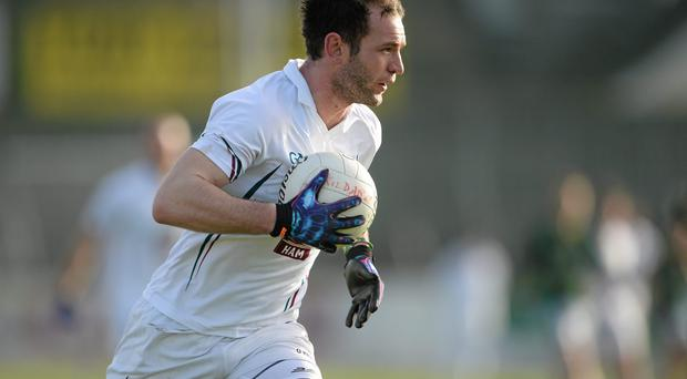 Darroch Mulhall starred for Kildare in their win over Westmeath