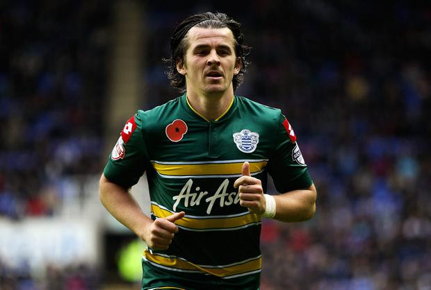 Joey Barton of QPR does not think Wayne Rooney is a world class player
