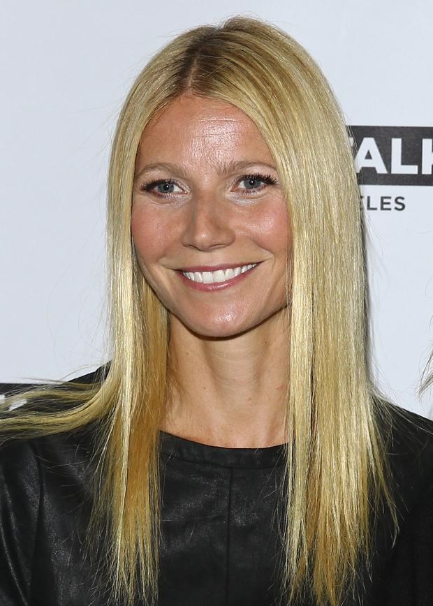 GLENDALE, CA - MARCH 11: Gwyneth Paltrow attends An Evening With Chelsea Handler In Conversation with Gwyneth Paltrow at Alex Theatre on March 11, 2014 in Glendale, California. (Photo by JB Lacroix/WireImage)