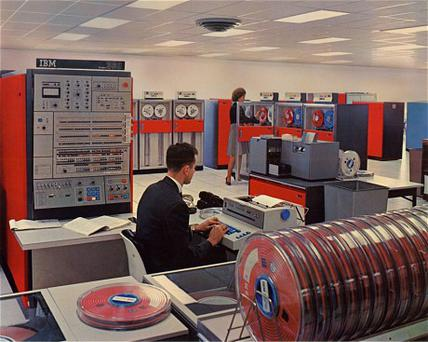 IBM back when it all began