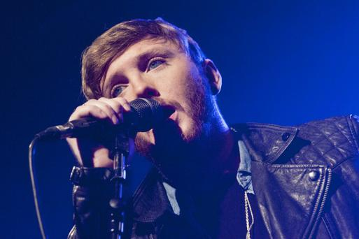 James Arthur (Photo by Frank Hoensch/Redferns via Getty Images)