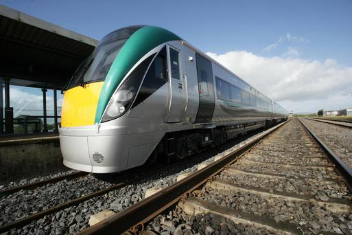 Irish Rail is struggling with funding difficulties