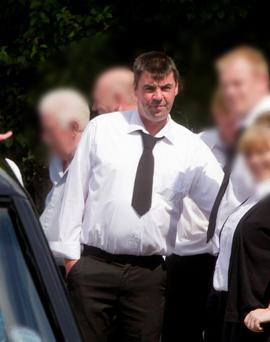 Omagh bombing suspect Seamus Daly