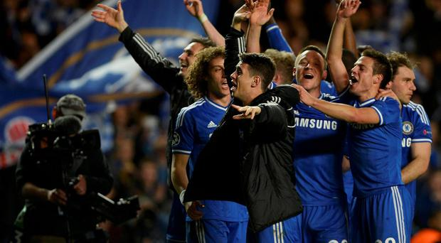 Chelsea will be in the hat on Friday for the semi-finals