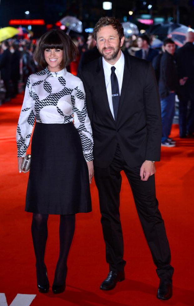 Dawn Porter and Chris O'Dowd (Photo by Karwai Tang/WireImage)