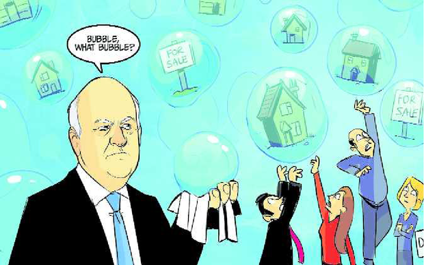 Michael Noonan needs to face the reality that property is still overpriced in Ireland