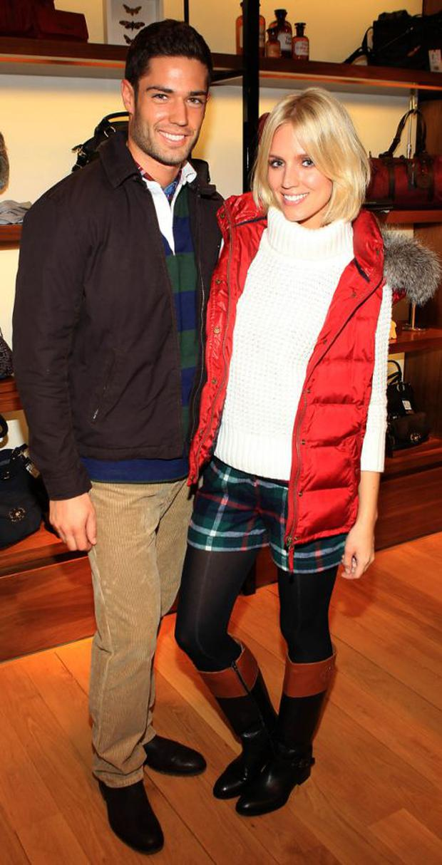 Jude and Rob are one of fashion's most in demand couples