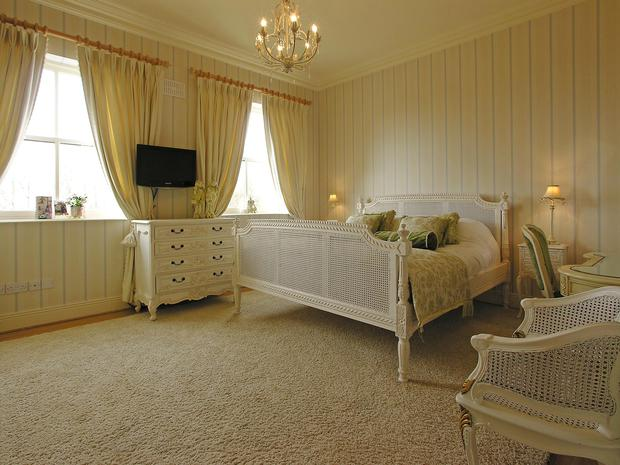 Longstone Rath bedroom