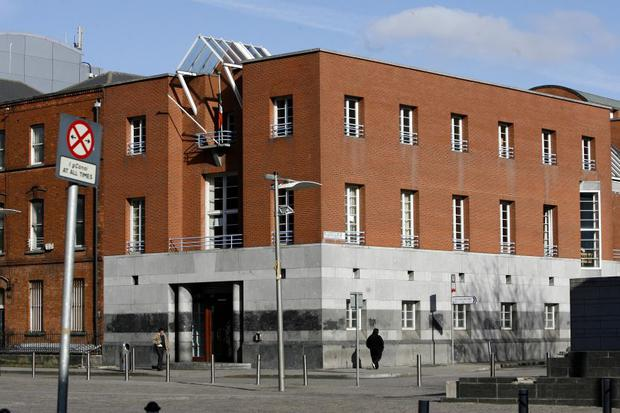 The Children's Court in Dublin