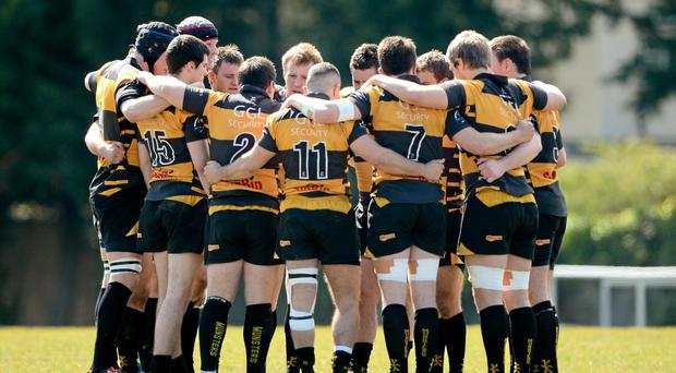 Relegation threatened Young Munster can secure their Division 1A status with a win this weekend
