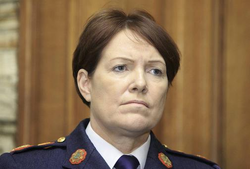 Noirin O'Sullivan: Interim Garda Commissioner. Photo: Collins