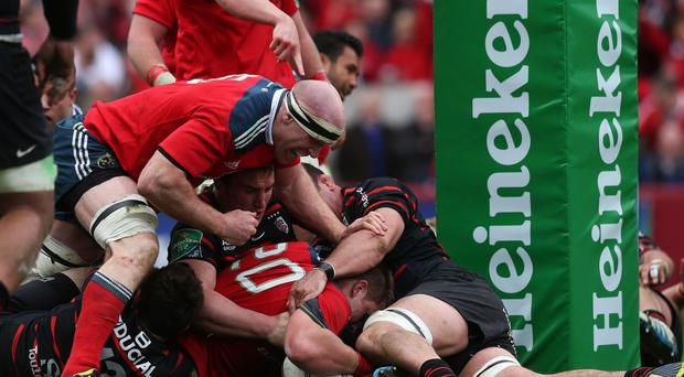 The deal will secure European rugby at the top level for Munster and the other provinces